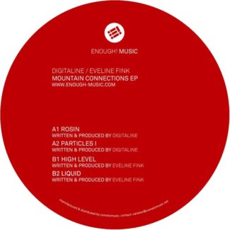 EP // Mountain Connections – Digitaline, E. Fink