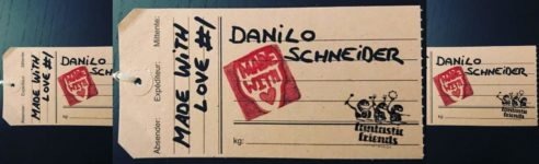 Danilo Schneider – made with love #1 Podcast