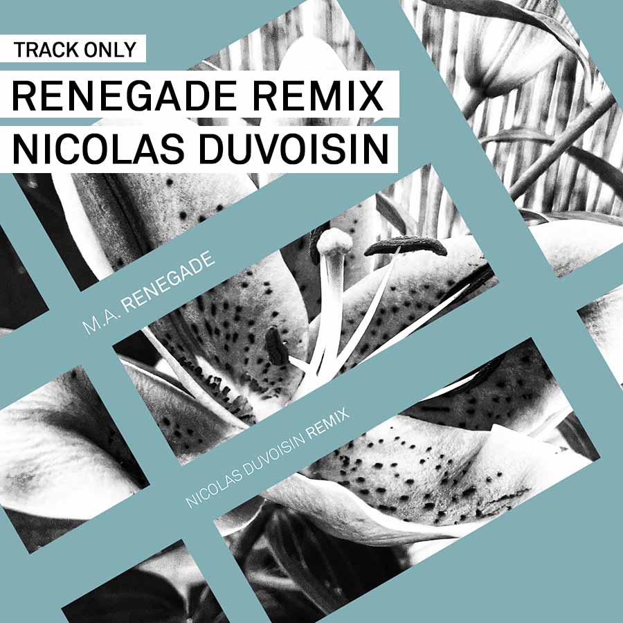 Track // Renegade Remix by Nicolas Duvoisin