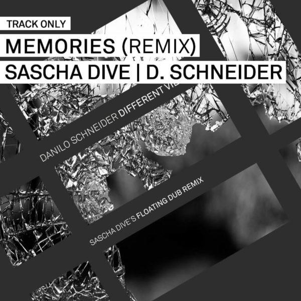 EP // Different Views – Danilo Schneider.